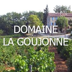 Domaine La Goujonne vin restaurant endroit sanary