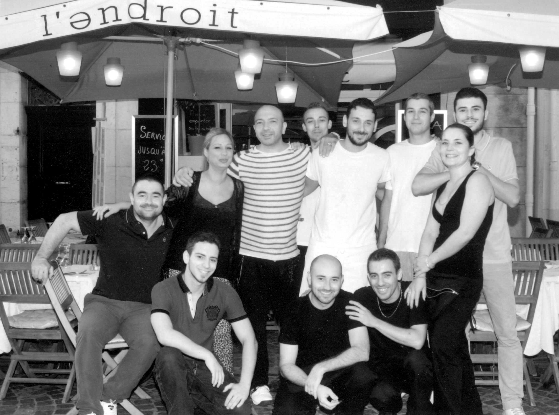 Endroit restaurant pizza sanary